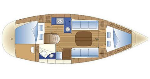 Boat rental Bavaria Bavaria 32 in Biograd na Moru on Samboat