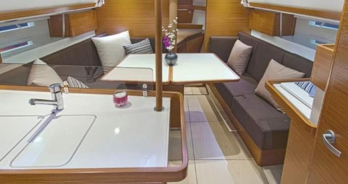 Rental yacht Biograd na Moru - Elan Impression 40 on SamBoat