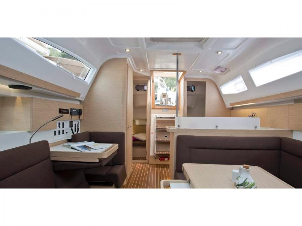 Boat rental Grad Biograd na Moru cheap Elan 40 Impression