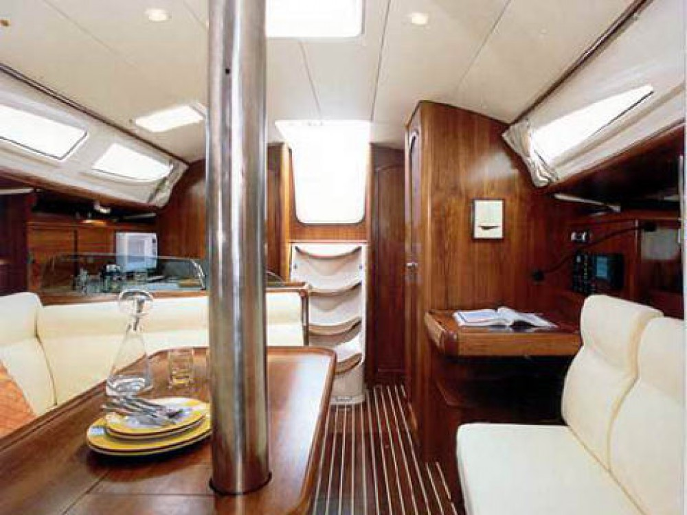 Rental yacht Grad Biograd na Moru - Jeanneau Sun Odyssey 35 on SamBoat