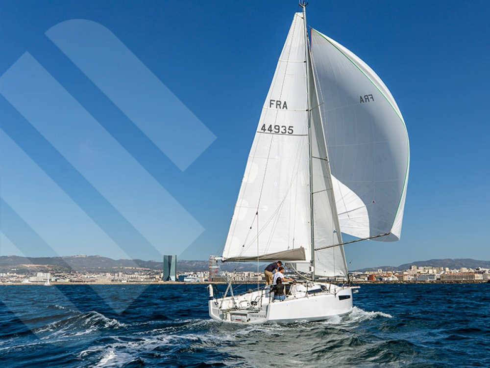 Boat rental Marseille cheap Ofcet 32 sc