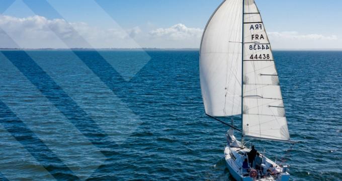 Rental Sailboat in La Trinité-sur-Mer - Jeanneau Sun Fast 3200
