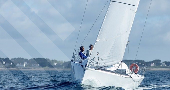 Jeanneau Sun Fast 3200 between personal and professional La Trinité-sur-Mer