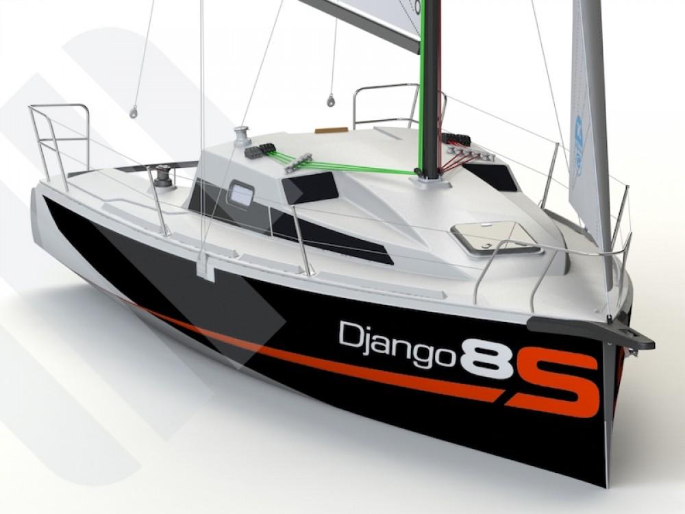 Boat rental  Django 8S in Marseille on Samboat