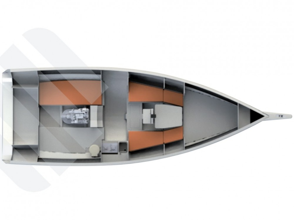 Boat rental Marseille cheap Django 8S