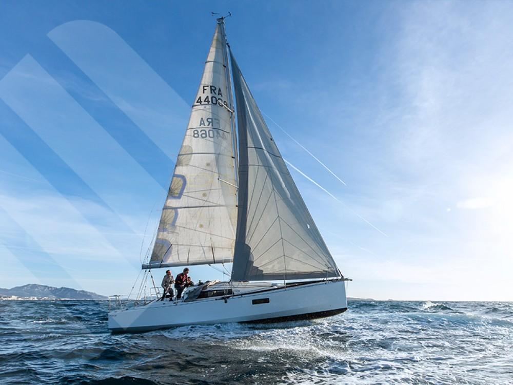 Rental yacht Marseille -  Pogo 30 on SamBoat