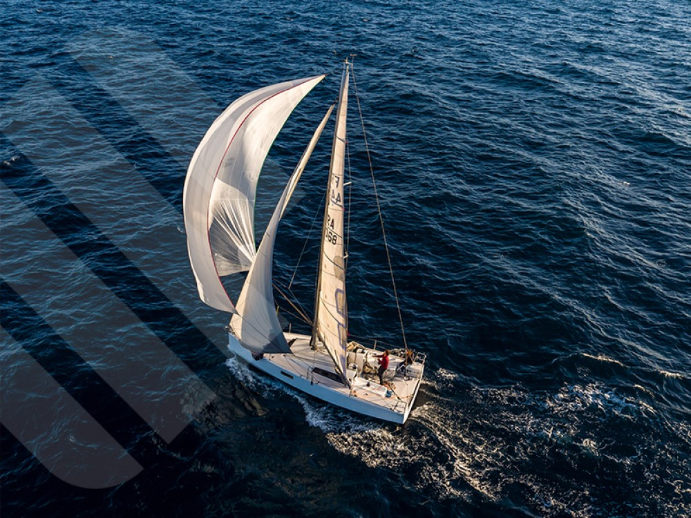 Hire Sailboat with or without skipper  Marseille