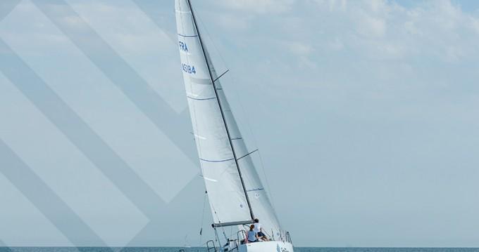 Rental Sailboat in La Rochelle -  MMW 33