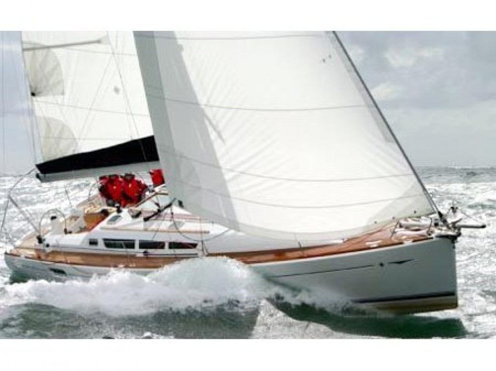 Rental Sailboat in Le Marin - Jeanneau Sun Odyssey 42i