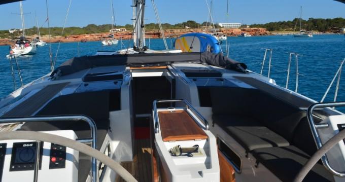 Boat rental Hanse Hanse 505 in Ibiza Town on Samboat