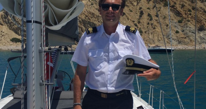 Boat rental Ibiza Town cheap Hanse 505