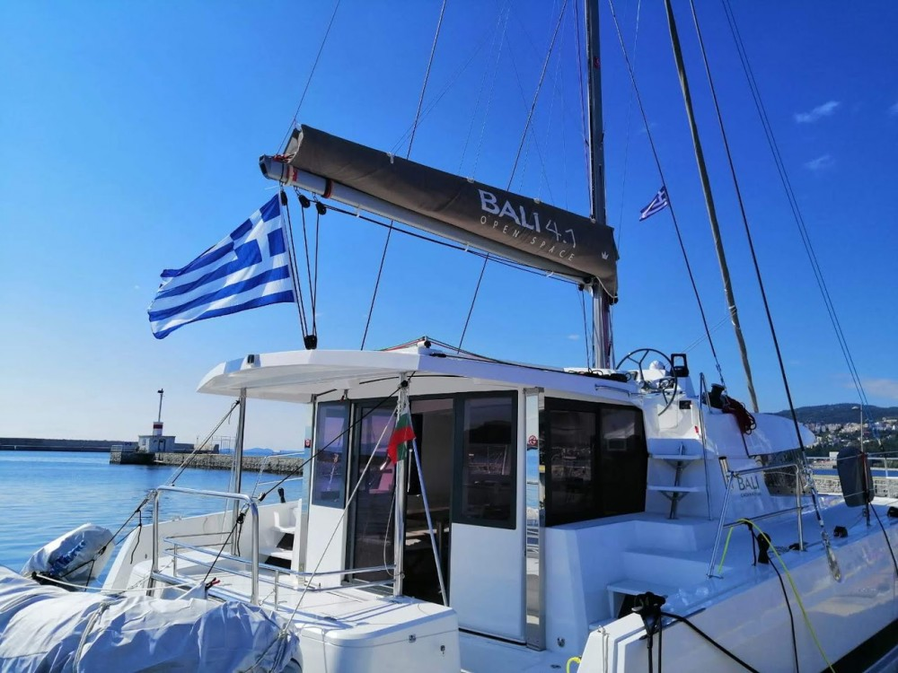 Rental Catamaran in Kavala - Bali Bali 4.1