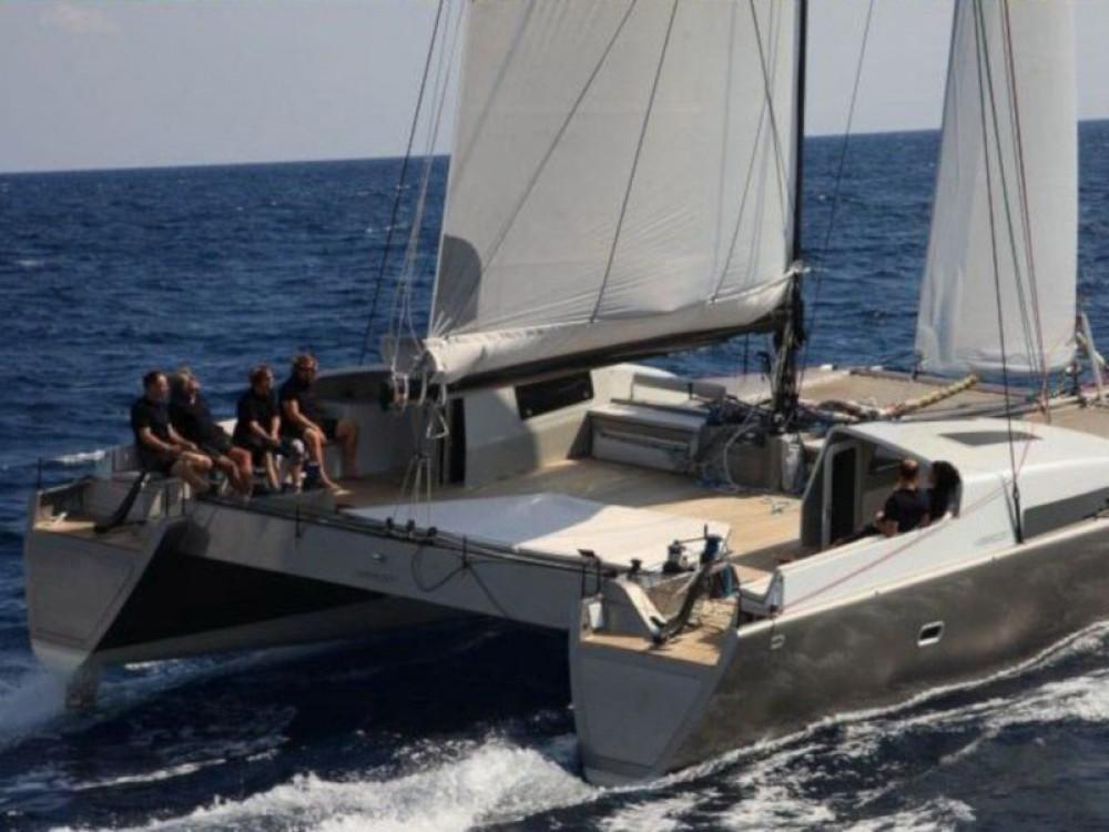 Rental Catamaran in Lefkada -  SIG 45