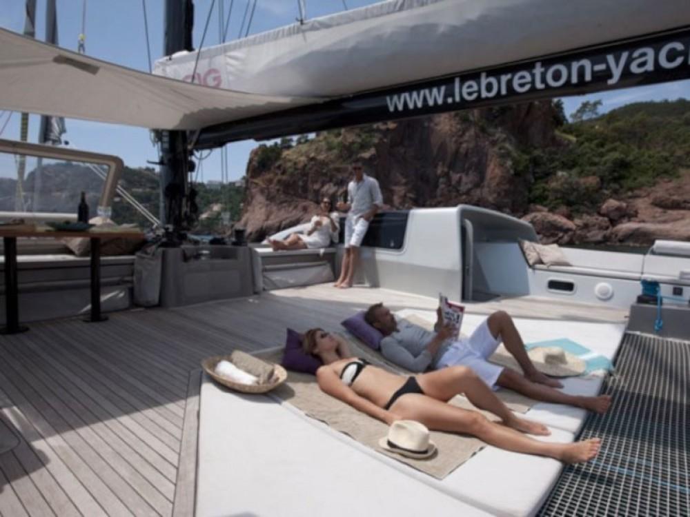 Boat rental  SIG 45 in Lefkada on Samboat