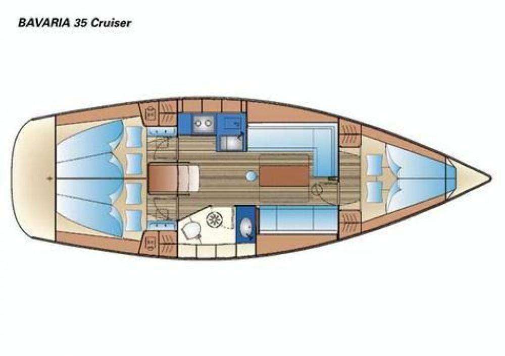 Bavaria Bavaria 35 Cruiser between personal and professional Nacka