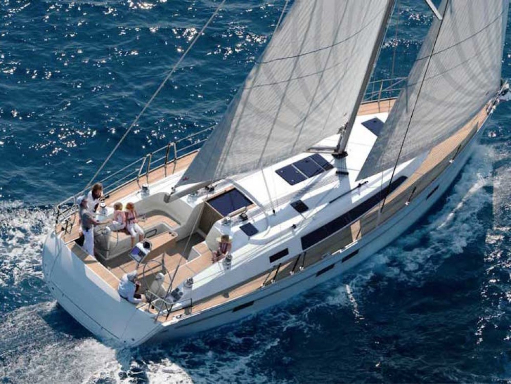 Sailboat for rent Nacka at the best price