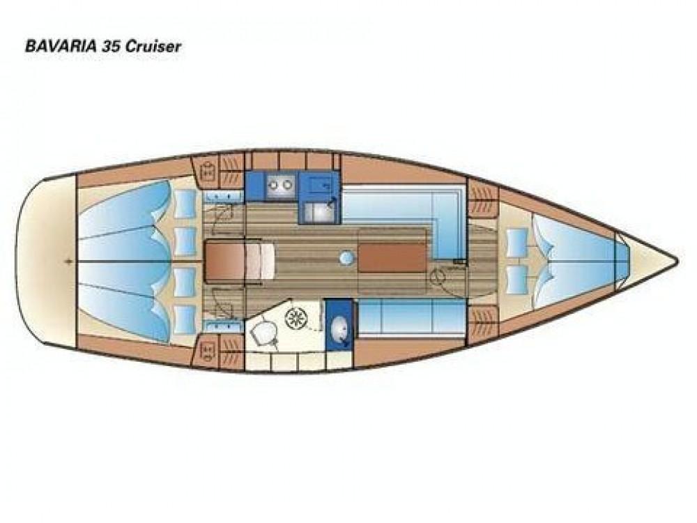 Rental yacht Morningside marina - Bavaria Bavaria 35 Cruiser on SamBoat