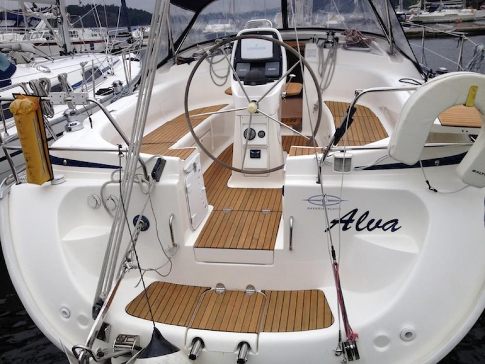 Rental yacht Nacka - Bavaria Bavaria 39 Cruiser on SamBoat