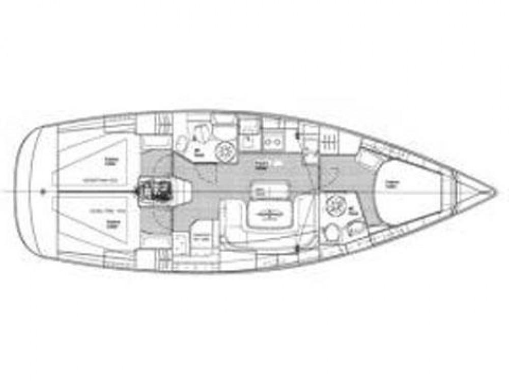 Rent a Bavaria Bavaria 39 Cruiser Nacka