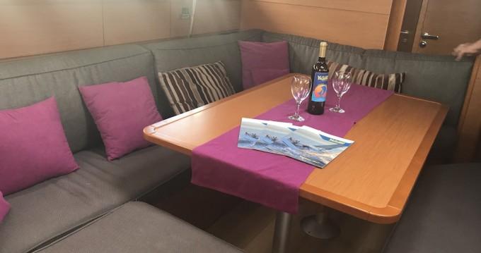 Rental Sailboat in Šibenik - Jeanneau Sun Odyssey 519