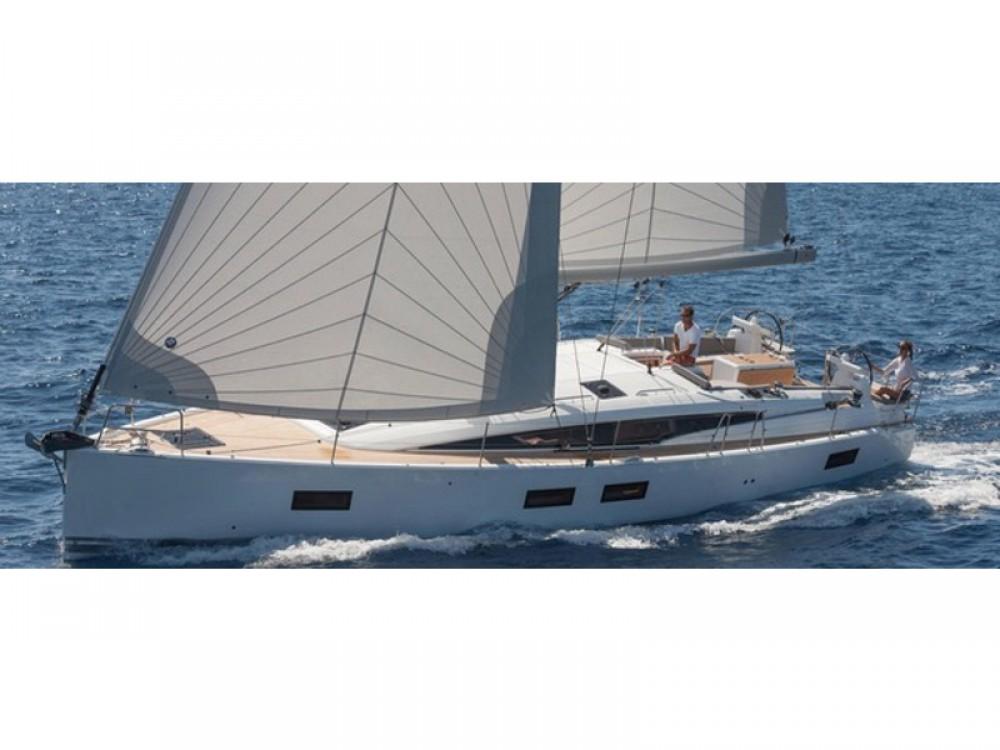 Boat rental Šibenik cheap Jeanneau 51