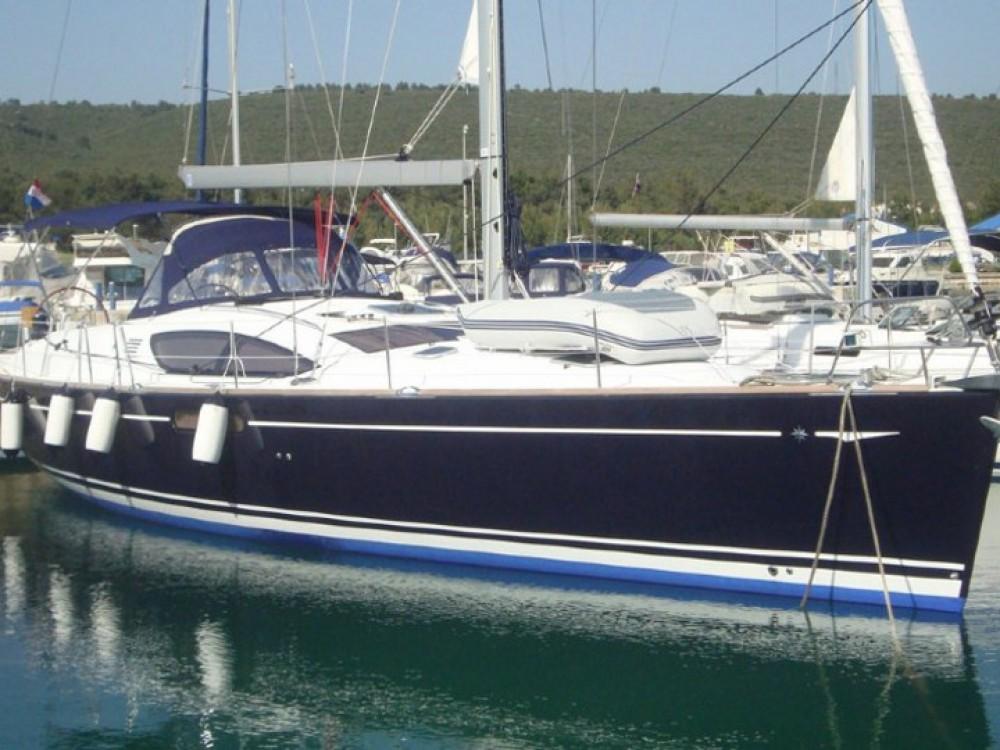 Rental yacht Šibenik - Jeanneau Sun Odyssey 50 DS on SamBoat
