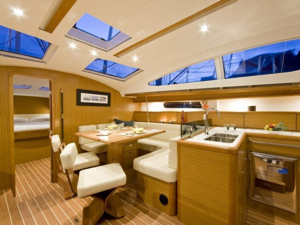 Rental Sailboat in Šibenik - Jeanneau Sun Odyssey 50 DS