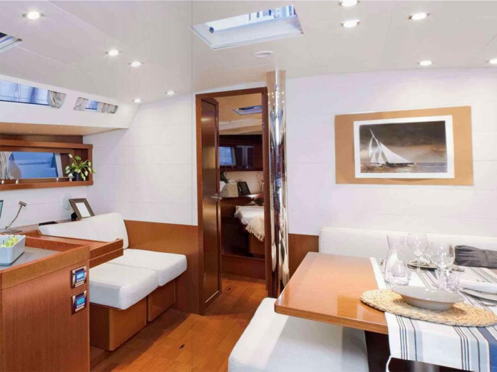 Rental Sailboat in  - Bénéteau Oceanis 48 LR