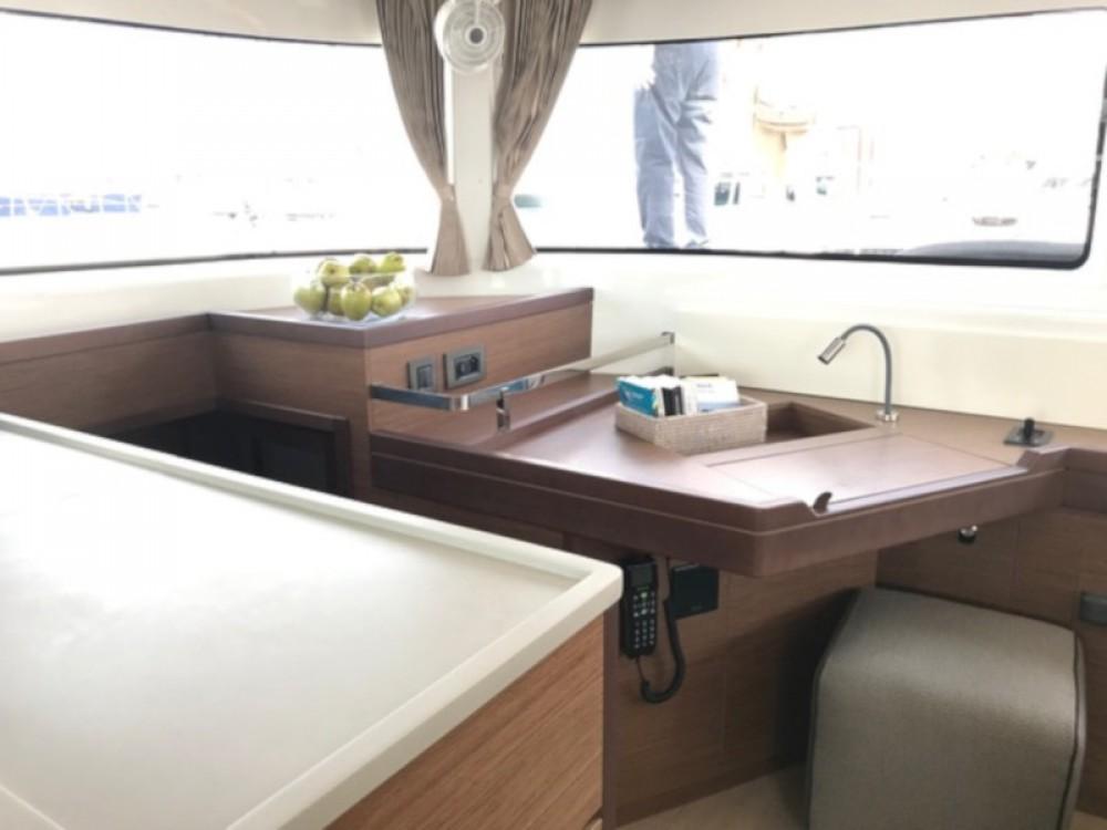 Rental Catamaran in Šibenik - Lagoon Lagoon 46