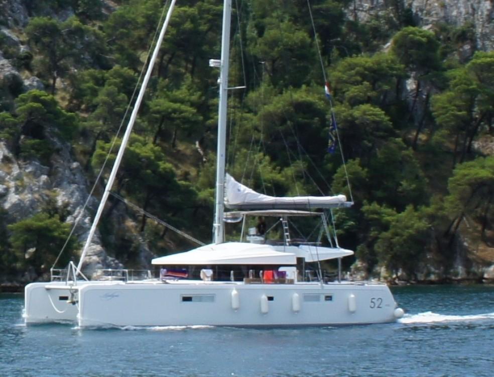 Catamaran for rent Sibenik at the best price