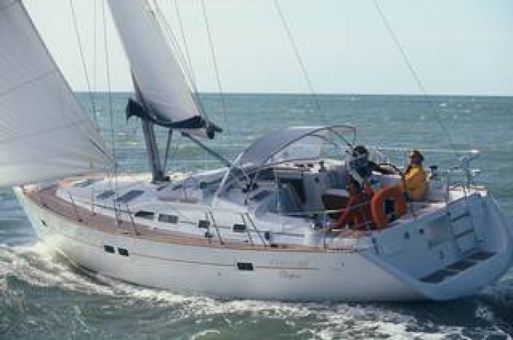 Sailboat for rent Sibenik at the best price