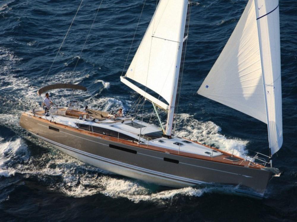 Rental yacht Šibenik - Jeanneau Jeanneau 57 on SamBoat