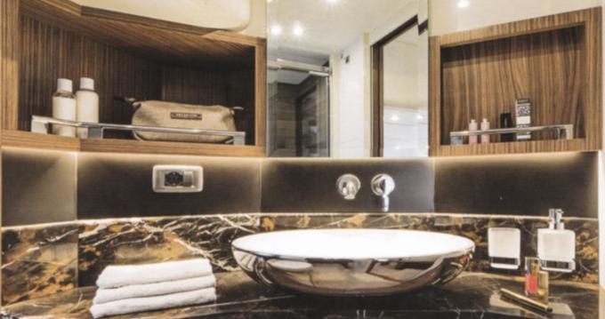 Rental yacht Šibenik - Absolute Navetta 52  on SamBoat