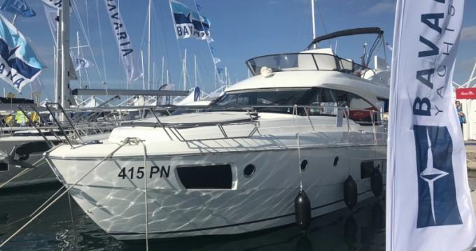 Rental Motorboat in Šibenik - Bavaria Bavaria Virtess 420 Fly