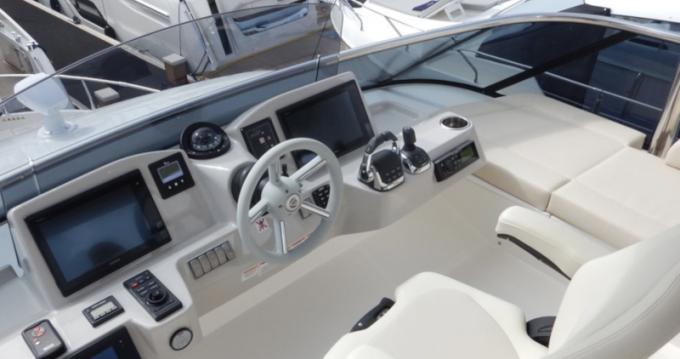 Boat rental Šibenik cheap Navetta 52