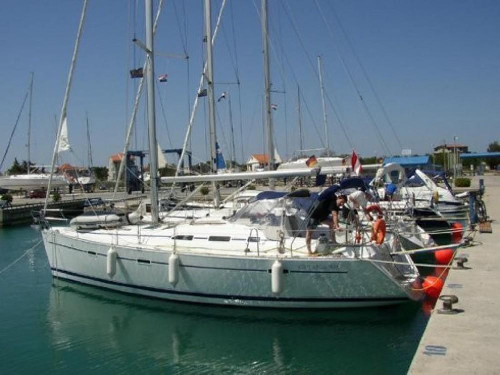 Boat rental Šibenik cheap Oceanis 393 C