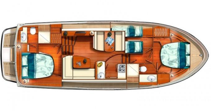 Rental yacht Werder (Havel) - Linssen Linssen GS 40.9 AC on SamBoat