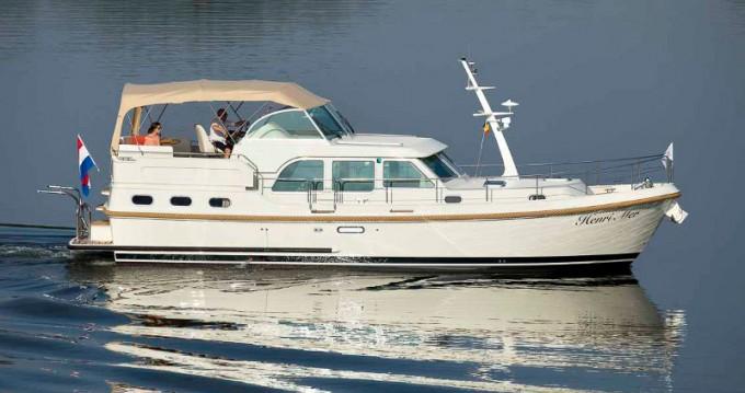 Rental yacht Mildenberg - Linssen Linssen Grand Sturdy 40.0 AC on SamBoat