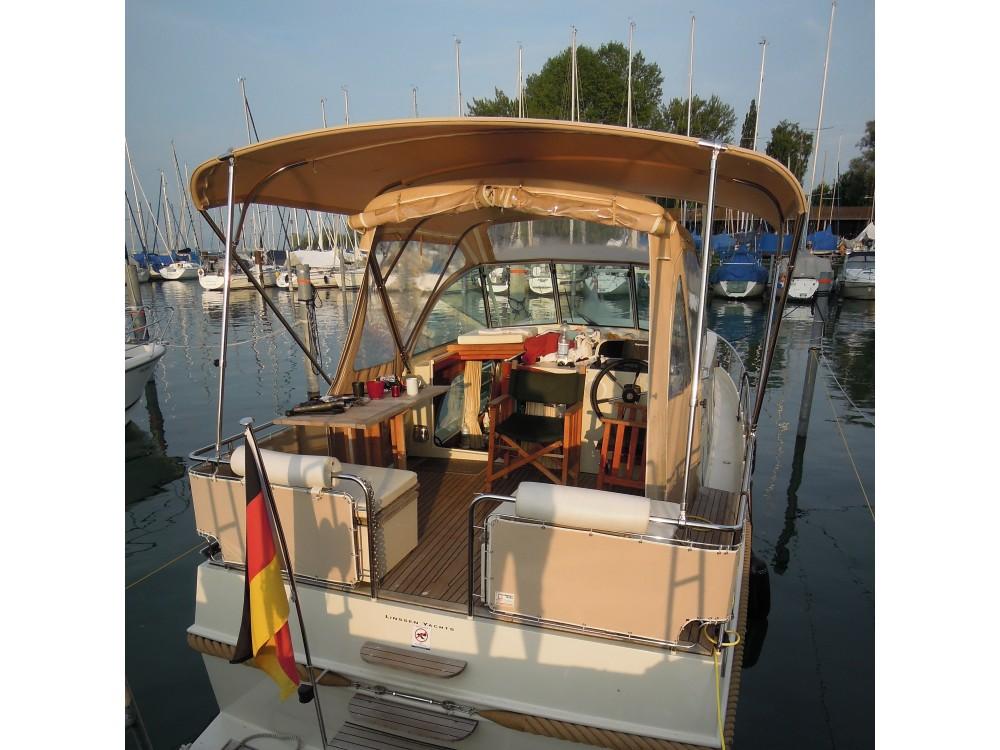 Rental yacht Kressbronn am Bodensee - Linssen Linssen GS 36.9 AC on SamBoat