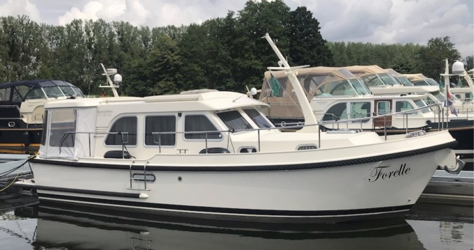 Hire Motorboat with or without skipper Linssen Mirow