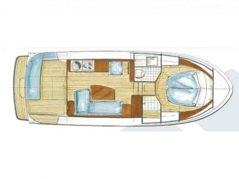 Rental yacht  - Linssen Linssen 290 Sedan on SamBoat