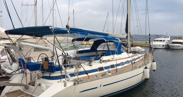 Boat rental Achilleio cheap Bavaria 51