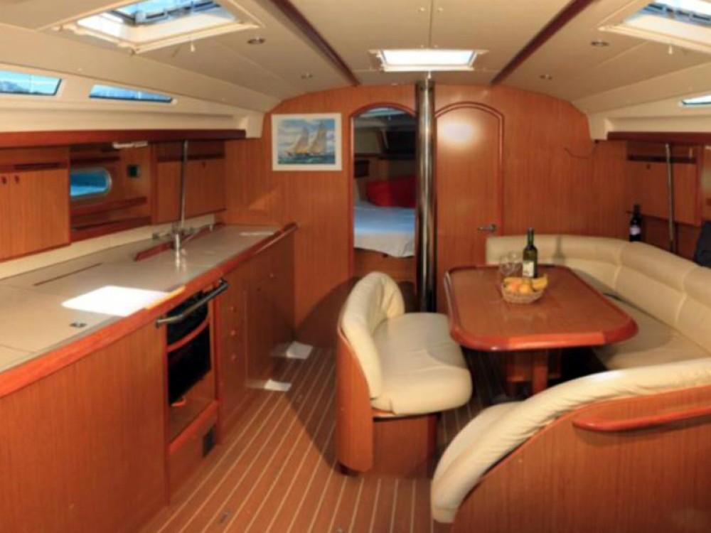 Rental yacht Skradin - Jeanneau Sun Odyssey 45 on SamBoat