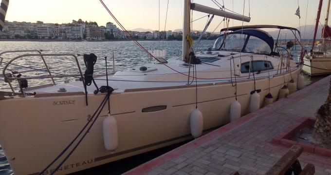 Rental Sailboat in Achilleio - Bénéteau Oceanis 43
