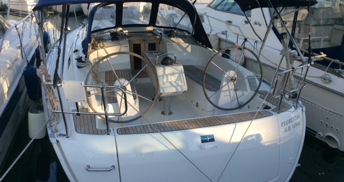 Rental yacht Achilleio - Bavaria Cruiser 37 on SamBoat