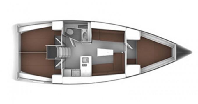 Boat rental Achilleio cheap Cruiser 37
