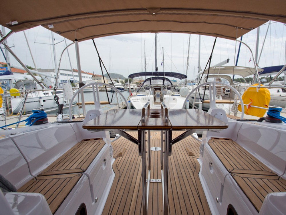 Boat rental Elan Elan 40 impression in Šibenik on Samboat