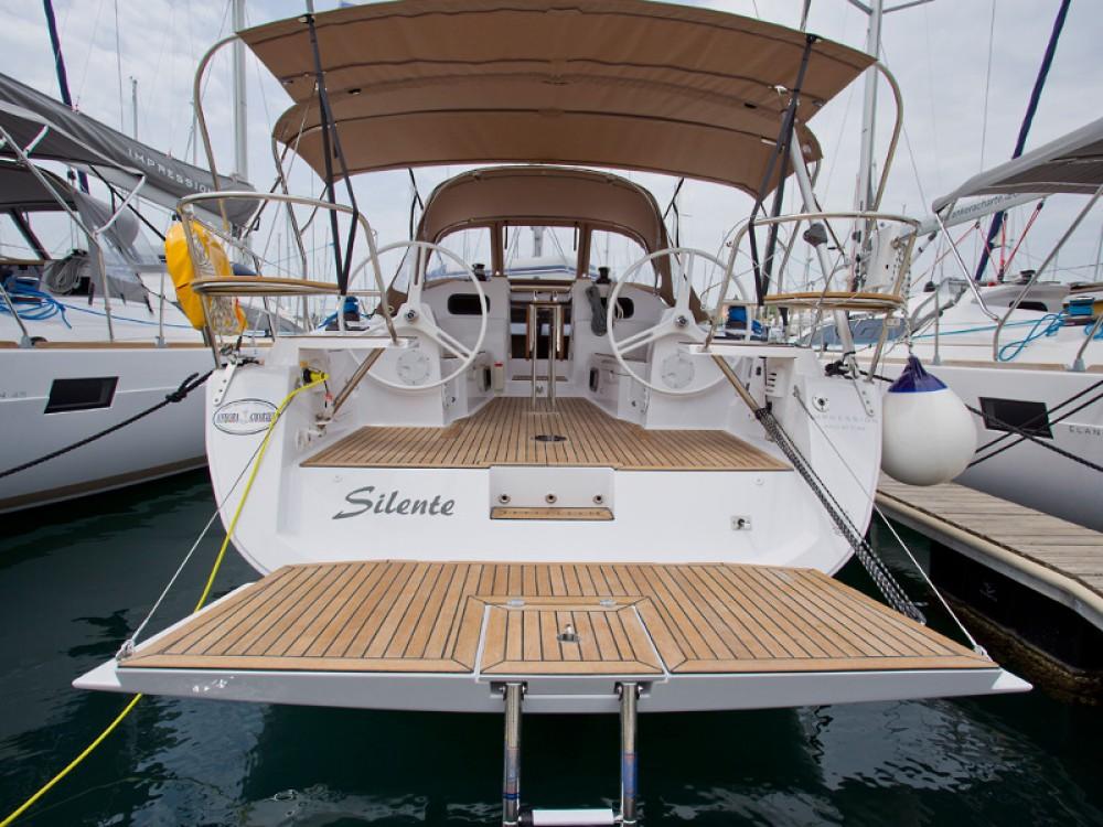 Rental yacht Šibenik - Elan Elan 40 impression on SamBoat
