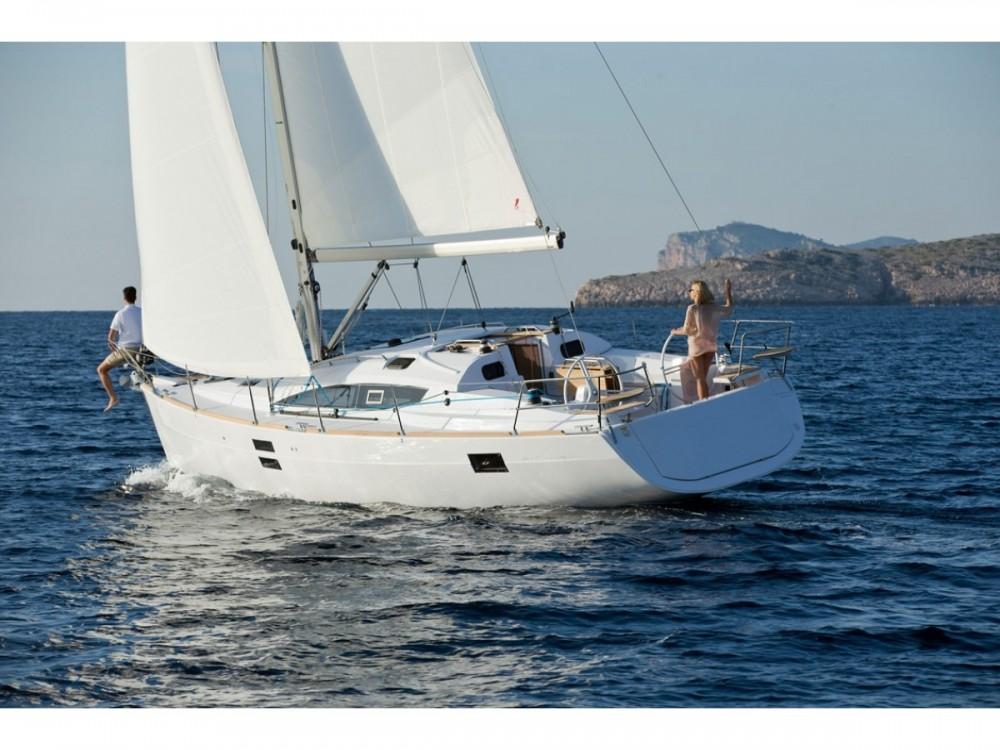 Rental Sailboat in Sebenico - Elan Elan 40 Impression