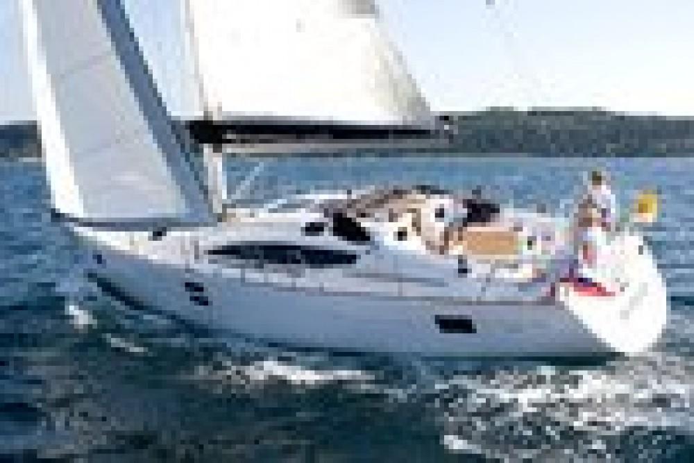 Boat rental Elan Elan 444 Impression in Sibenik on Samboat